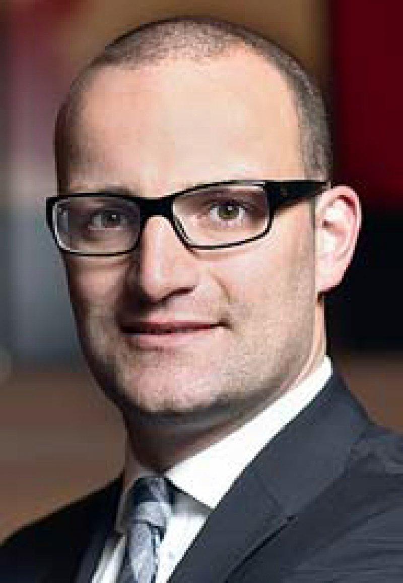 Jens Spahn, Foto: CDU