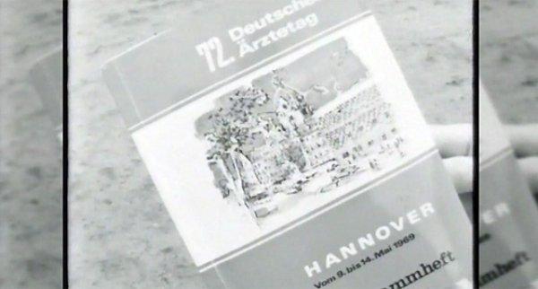 <b>Der 72. Deutsche Ärztetag</b> 1969 in Hannover