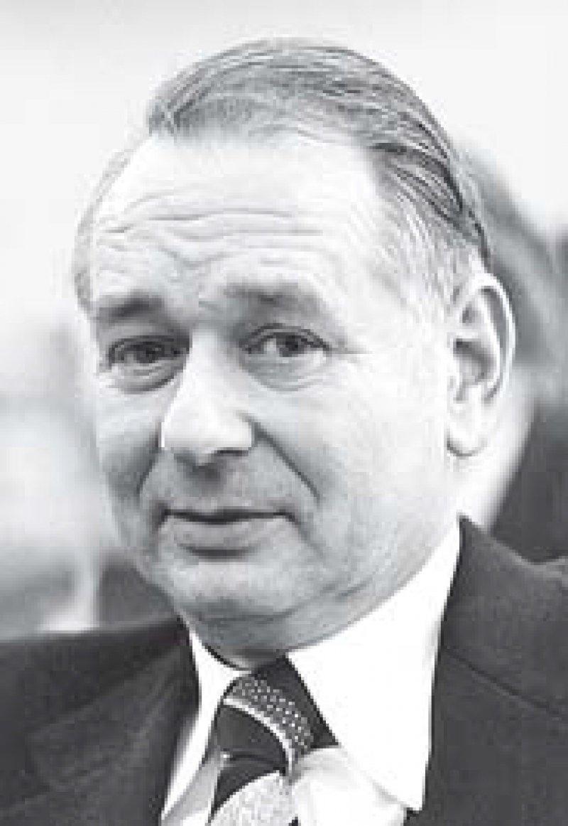 Ernst-Eberhard Weinhold, Foto: Archiv