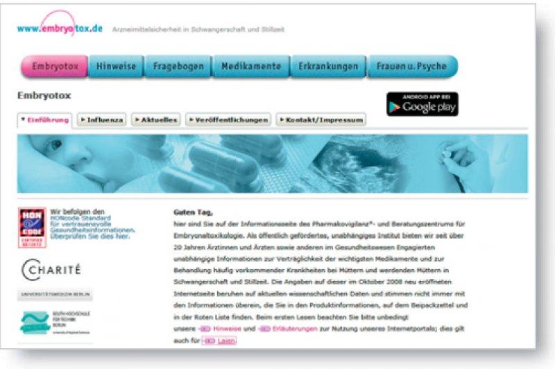 www.embryotox.de
