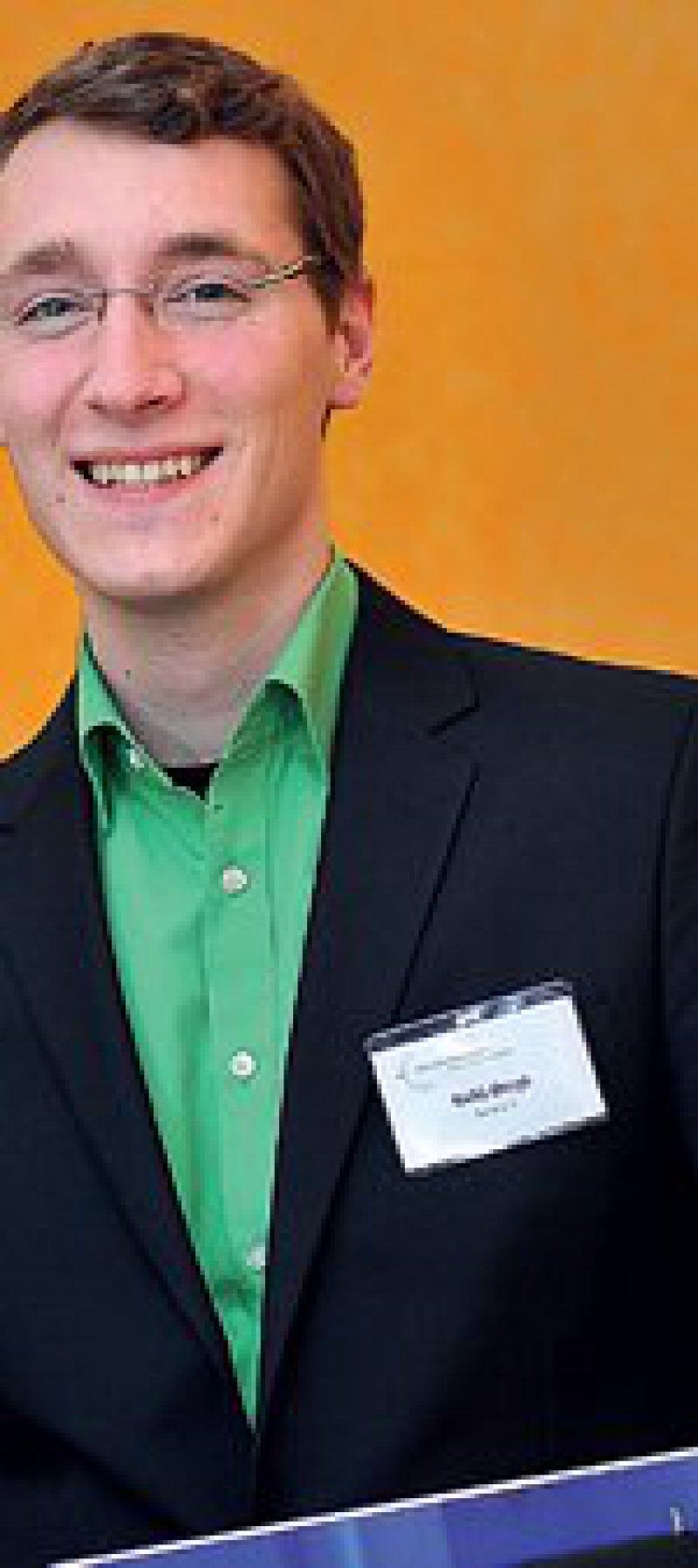 Pascal Nohl-Deryk. Foto: privat