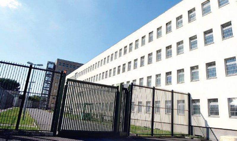 Das Abschiebegefängnis in Berlin- Grünau ist mit 214 Haftplätzen ausgestattet, die in dieser Anzahl jedoch schon lange nicht mehr benötigt werden. Foto: epd
