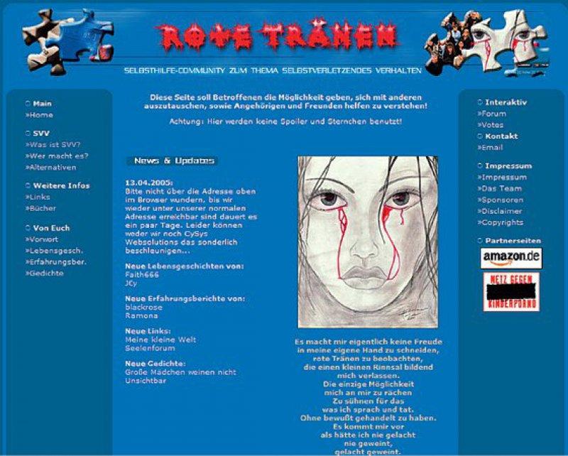 www.rotetraenen.de