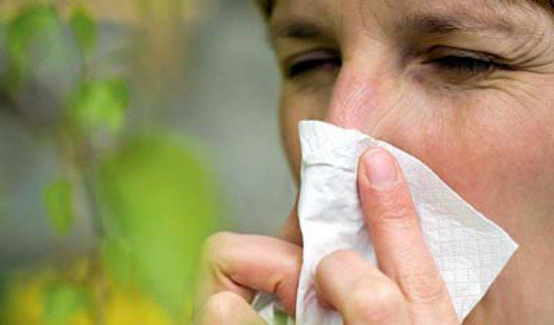 Eine Erinnerungsfunktion warnt Betroffene bei erhöhtem Pollenflug rechtzeitig. Foto: dpa