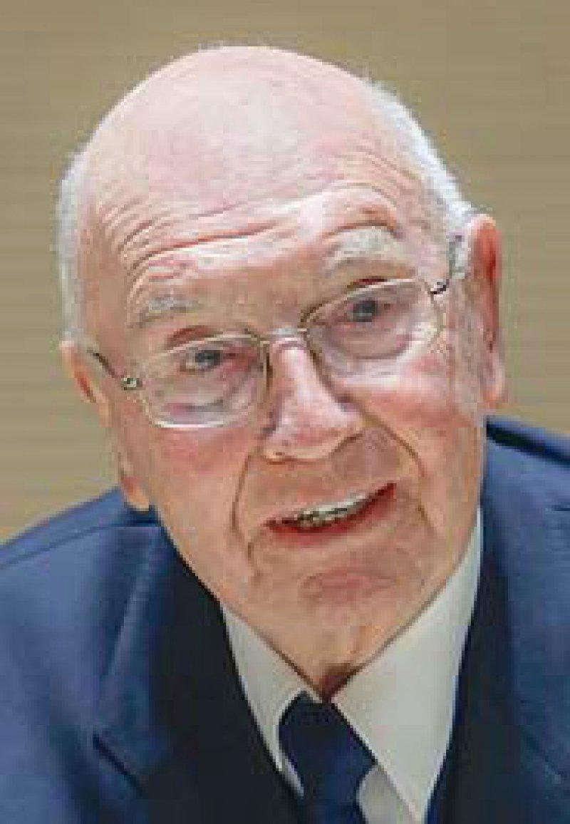 Hans Blömer, Foto: Carolin Jacklin