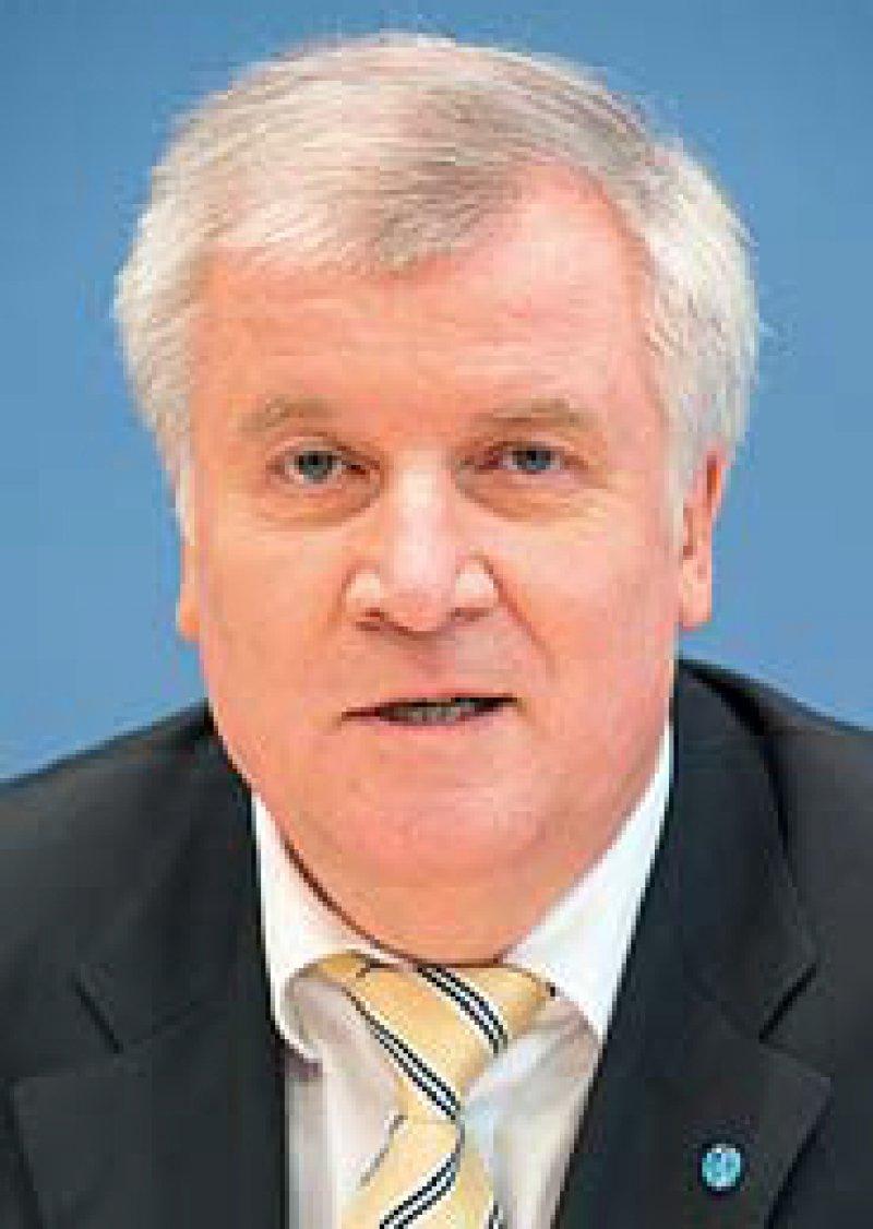 Der CSU-Vorsitzende, Horst Seehofer, schlägt sich auf die Seite der Allgemeinmediziner. Foto: Caro