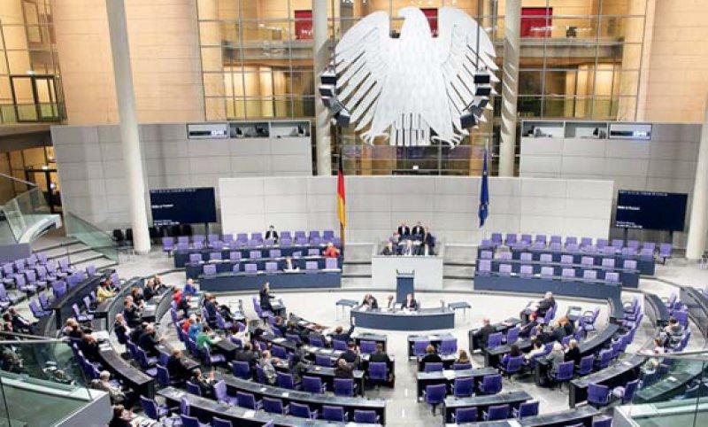 Sitzung bis in die Nacht: Der Deutsche Bundestag verabschiedete vor der Sommerpause noch eine Vielzahl von Gesetzen. Foto: dpa
