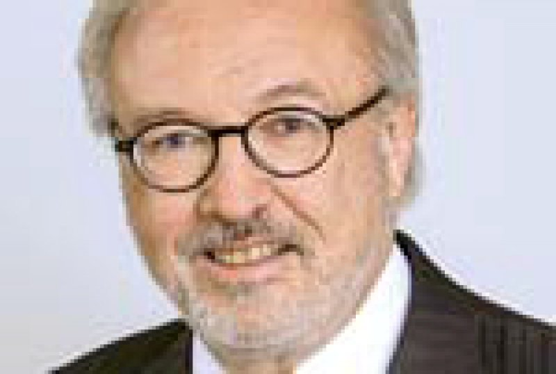 Rudolf Henke, Erster Vorsitzender des Marburger Bundes