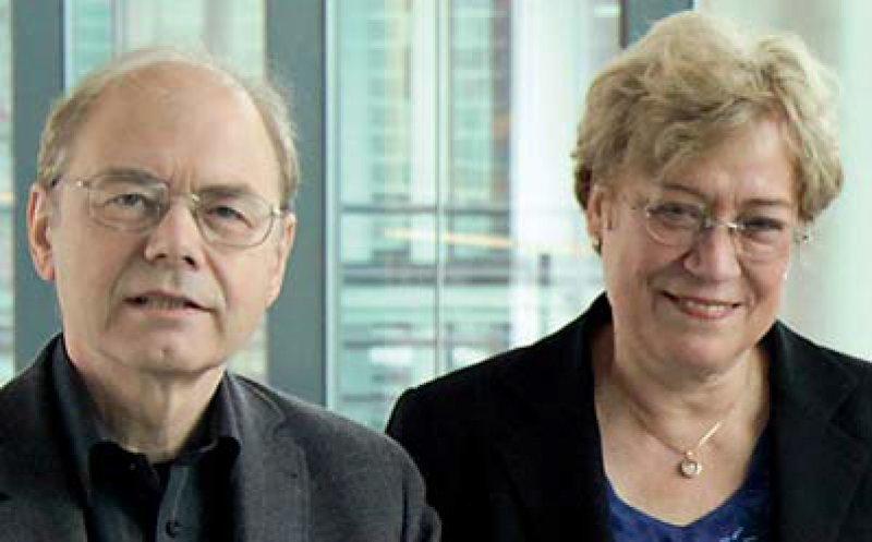 Eva-Maria und Eckhard Mandelkow, Foto: DZNE