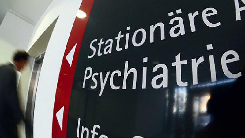 Behandlungsalternativen zur Zwangsbehandlung in der Psychiatrie sollen entwickelt werden. Foto: picture alliance
