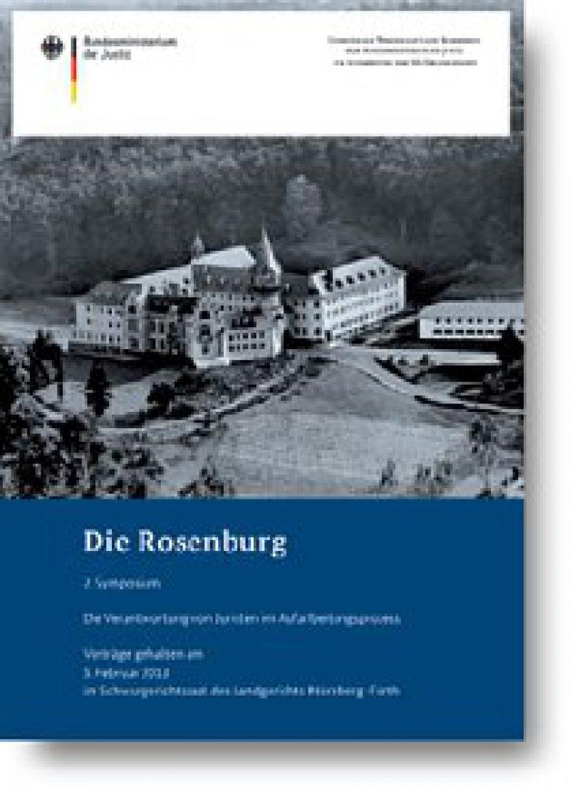 Die Rosenburg. 2. Symposium