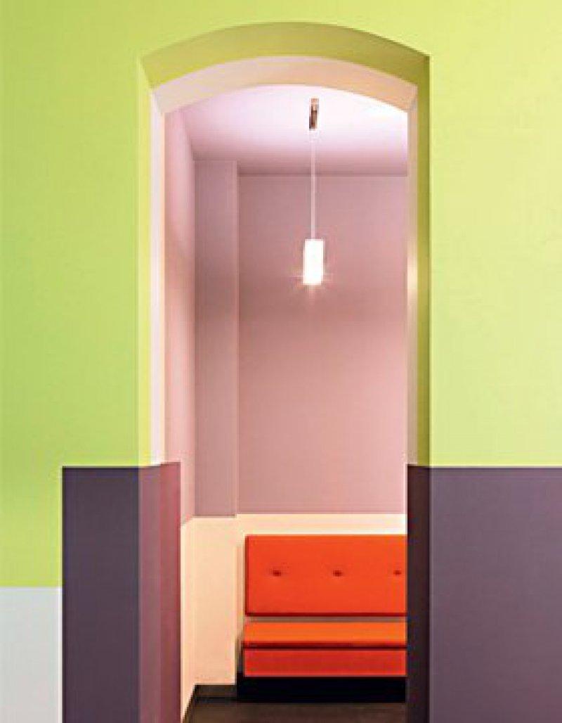 Viele Beispiele für hochwertige Klinikbauten oder Arztpraxisgestaltung lassen sich auf der Website unter www.architektur suchportal.de recherchieren. Foto: raumkontor Innenarchitektur