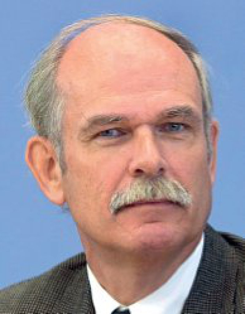 Eberhard Wille, Gesundheitsökonom. Foto: dpa