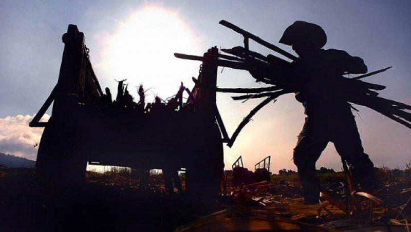 Zuckerrohrernte: In der Landwirtschaft werden massiv humantoxische Pflanzenschutzmittel eingesetzt. Foto: dpa