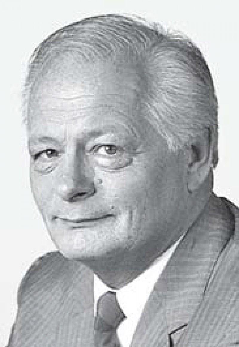 Klaus Eyrich, Foto: UKB