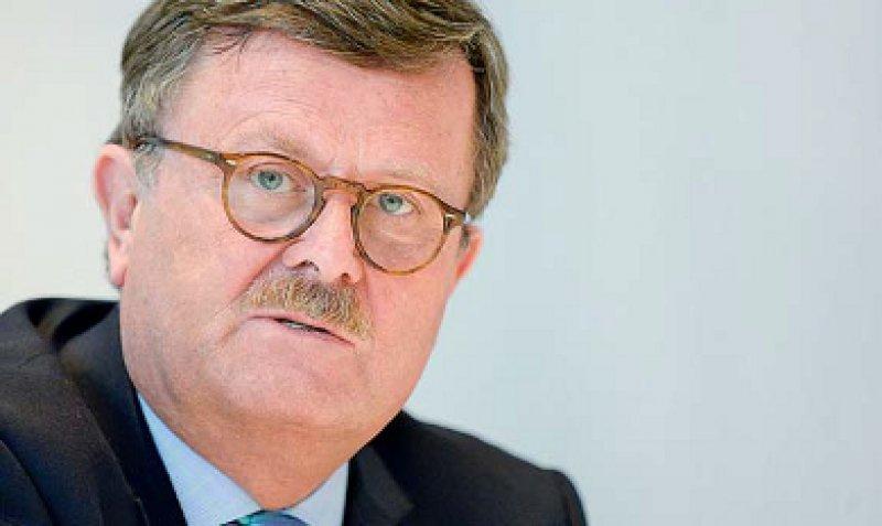 """Frank Ulrich Montgomery: """"Die GOÄ-Novelle muss in der Gesundheitspolitik der neuen Bundesregierung prioritären Platz einnehmen."""" Foto: dpa"""