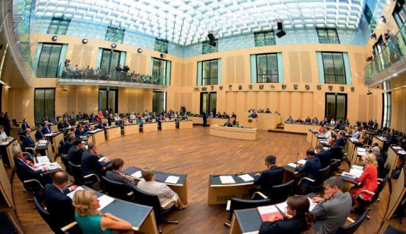 Keine runde Sache: In seiner letzten Sitzung der 17. Legislaturperiode lehnte der Bundesrat das Präventionsgesetz ab. Foto: dpa