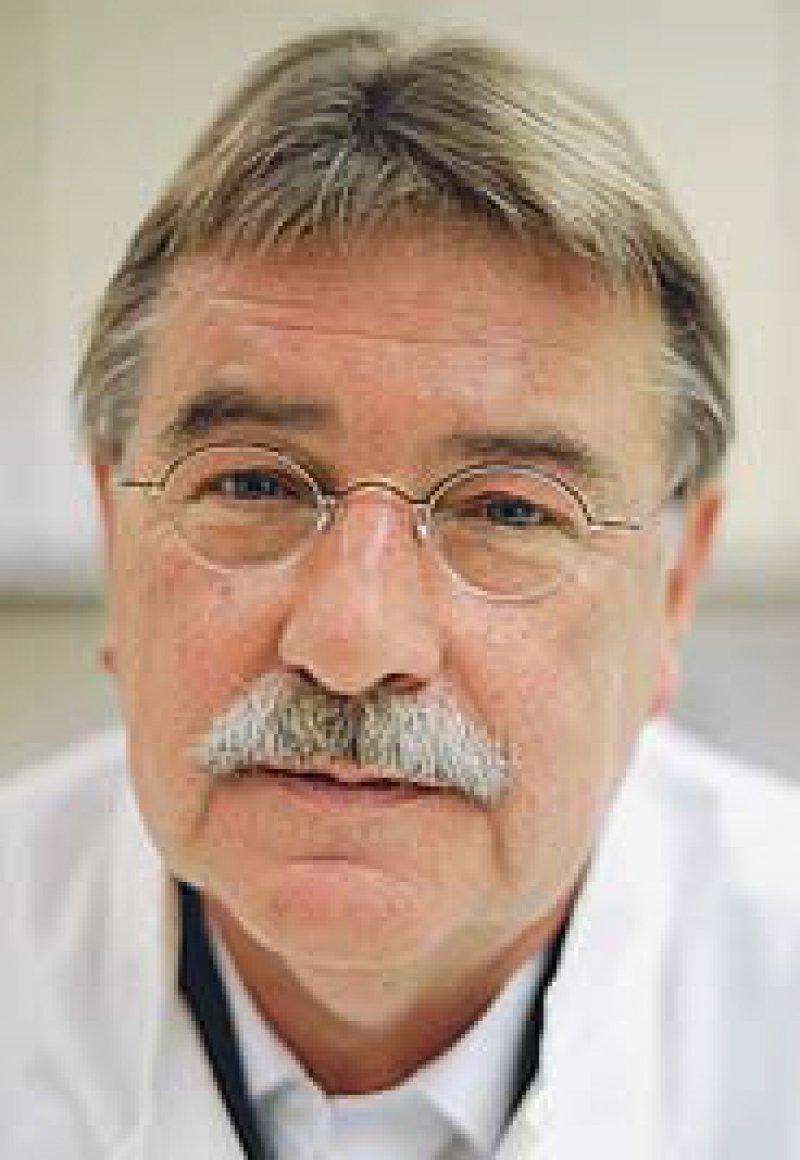 Helge Karch, Foto: dpa