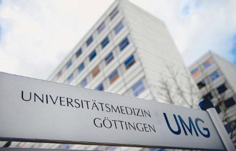 Manipulationen in Göttingen. Dem beschuldigten Arzt wird wegen versuchten Totschlags der Prozess gemacht. Foto: dapd