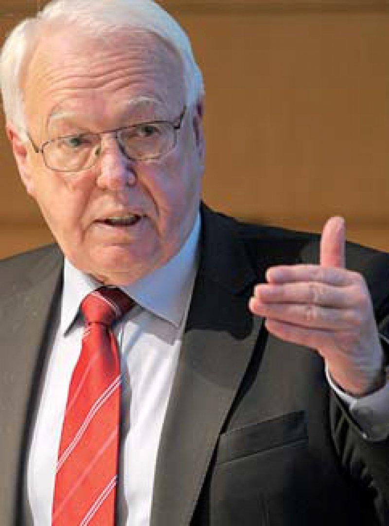 """""""Ich habe mich darauf eingestellt, dass mich in meinem neuen Amt bei der DSO auch Altlasten erwarten."""" Rainer Hess, DSO. Foto: Jürgen Gebhardt"""