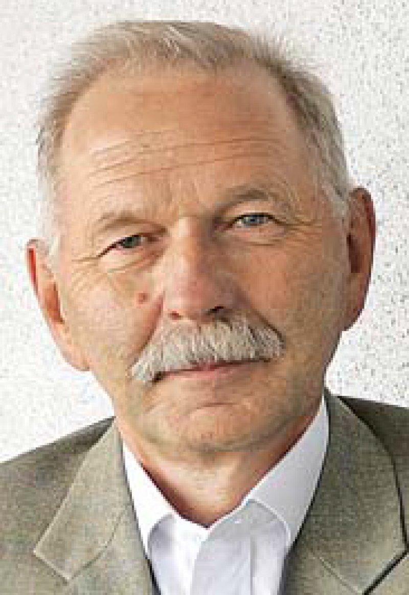 Hans Jäger, Foto: dpa