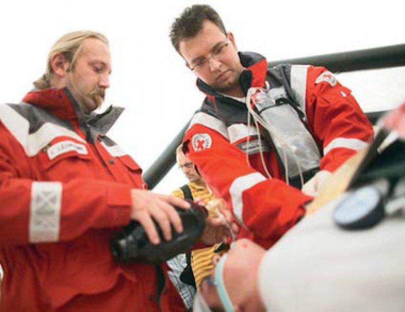 Eine bessere Hilfe im Katastrophenfall – das ist Ziel eines Forschungsprojekts der Universitätsmedizin Mainz. Foto: dpa