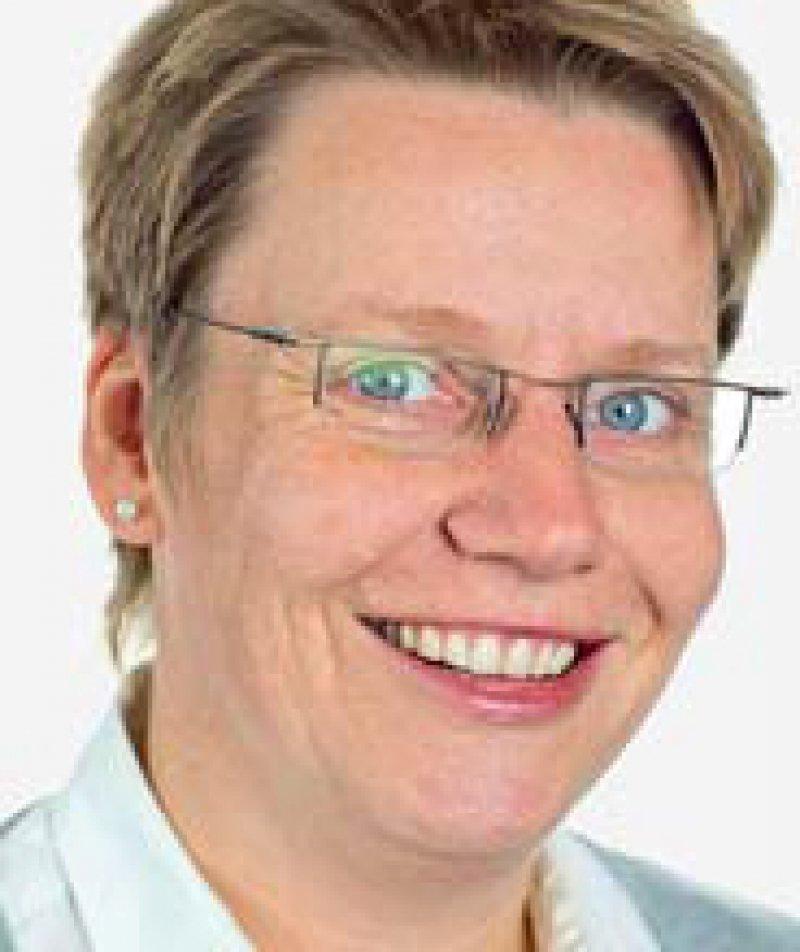 Stefanie Oberfeld, Foto: ÄKWL
