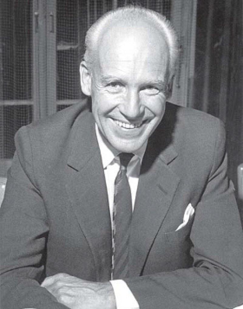 Thure von Uexküll, hier 1999, gründete vor 20 Jahren die Akademie für Integrierte Medizin. Foto: dpa