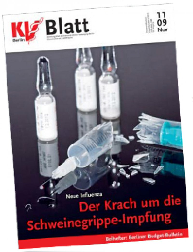 Impfen oder nicht, darüber wurde 2009 heftig gestritten. Nun gibt es erneut Streit um Zuständigkeiten. Foto: da vinci design GmbH