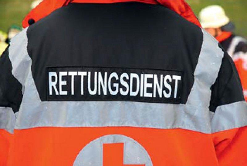 Notfallsanitäter haben mehr Kompetenzen als die bisherigen Rettungsassistenten. Foto: Fotolia/thomasp24