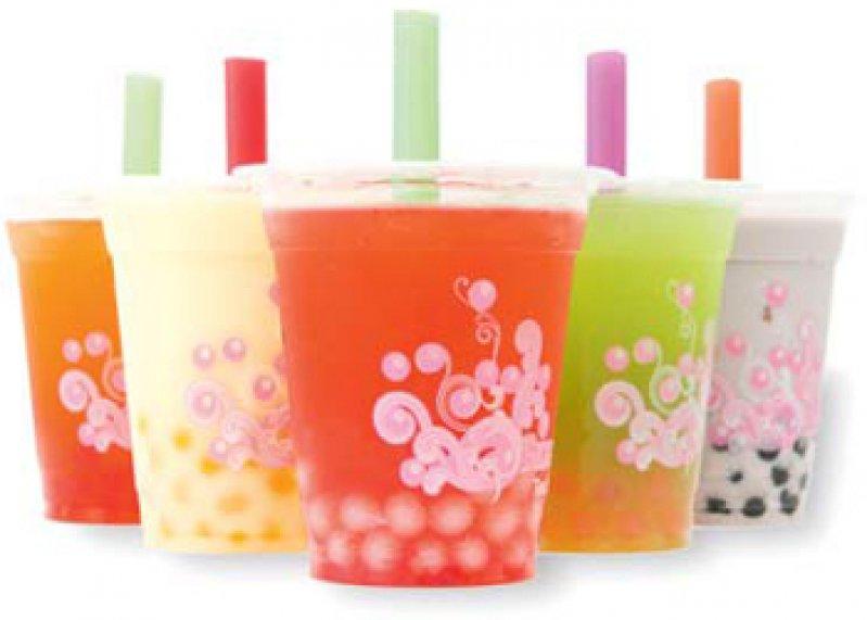 Bubble Tea enthält neben nichtdeklarierten Stoffen vor allem Zucker. Foto: dpa