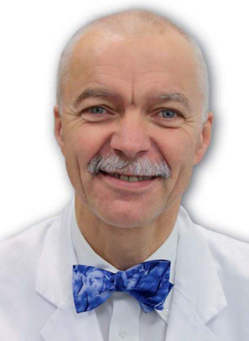 Thomas Thomsen, Chefarzt der Klinik für Innere Medizin I des Dietrich-Bonhoeffer- Klinikums Neubrandenburg. Foto: privat
