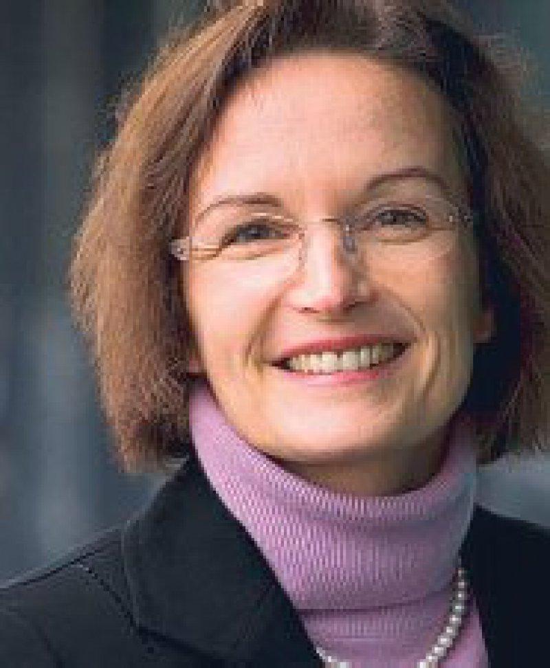Anke Ehlers, Oxford, forscht zur Entstehung und Behandlung der PTBS. Foto: privat
