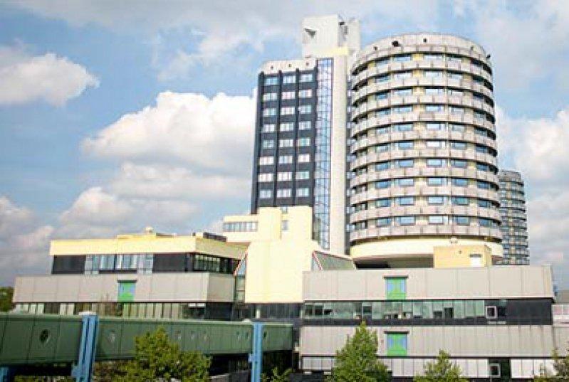 Die Klinik für Transplantations- medizin am Uniklinikum Münster ist im Visier der Staatsanwaltschaft. Foto: dpa
