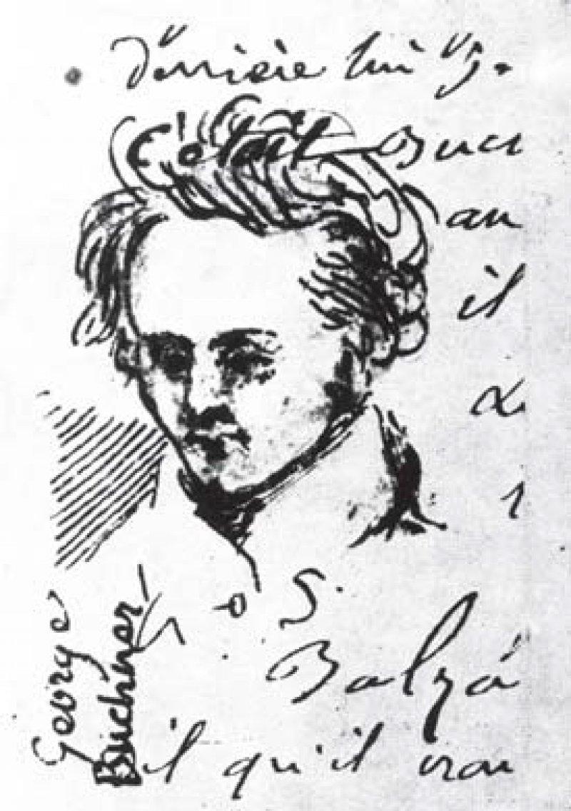 Undatiertes Archivbild des Schriftstellers. Der Georg-Büchner-Preis, einer der renommiertesten Literaturpreise im deutschen Sprachraum, ist nach ihm benannt. Foto: dpa