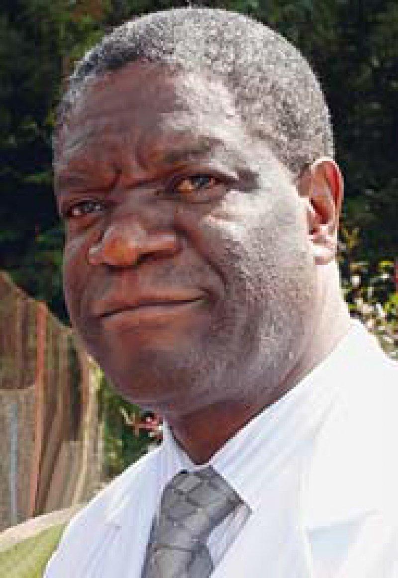 Denis Mukwege, Foto: Stina Berge
