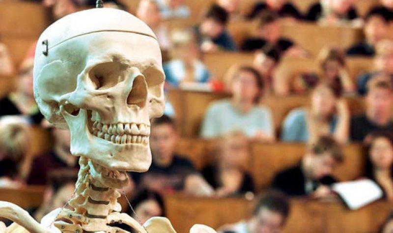 Das Studium der Humanmedizin hat künftig eine Dauer von mindestens fünf Jahren. Foto: Keystone