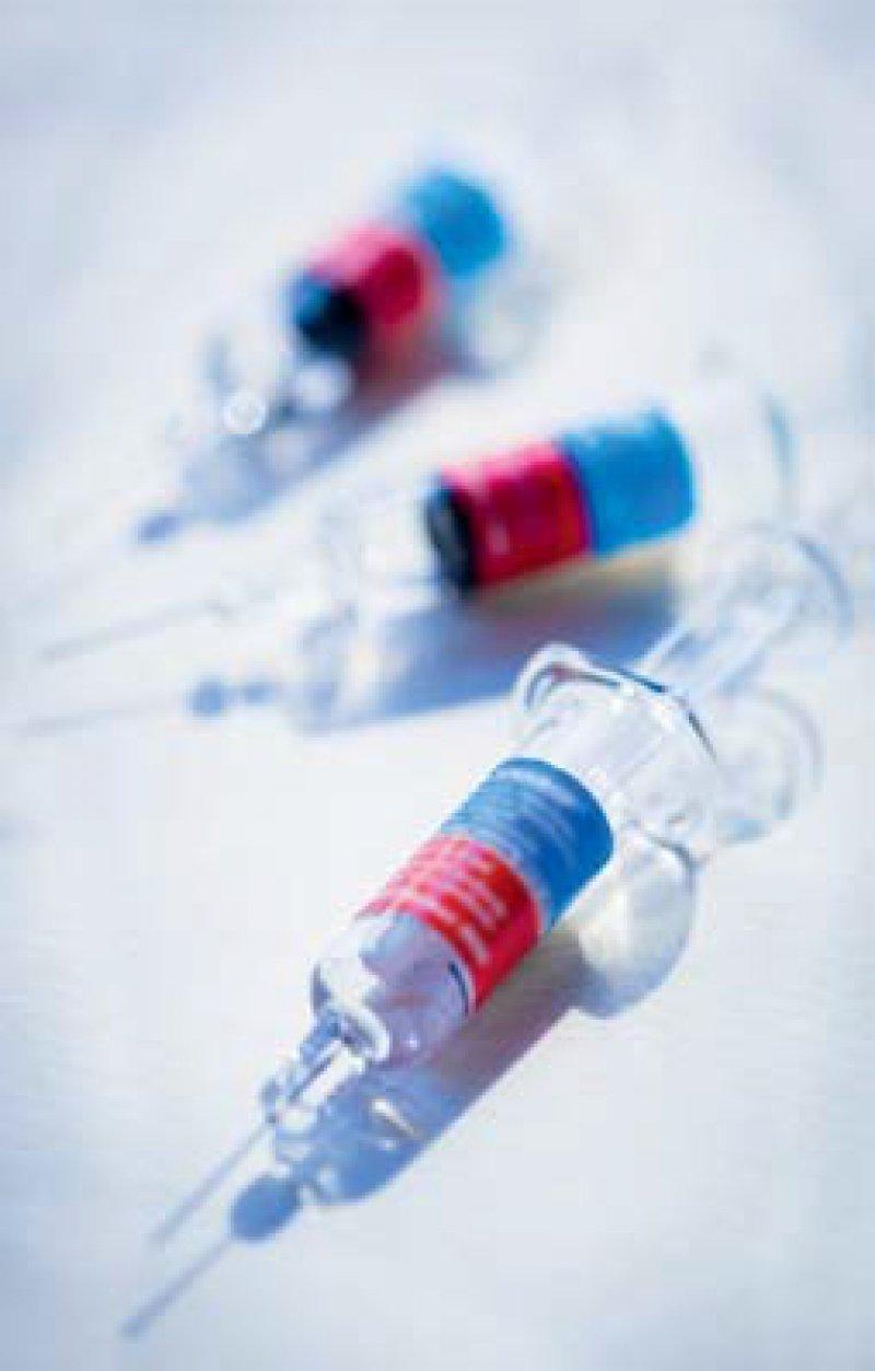 Die Grippeimpfung wird von der STIKO für bestimmte Personengruppen empfohlen. Foto: Your Photo Today