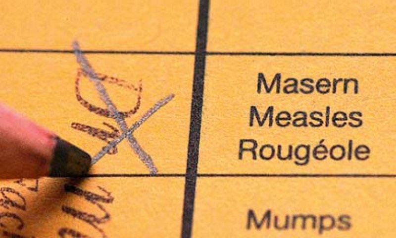 Die Impfquoten gegen Masern sind in Ostdeutschland höher als im Westen. Foto: dpa