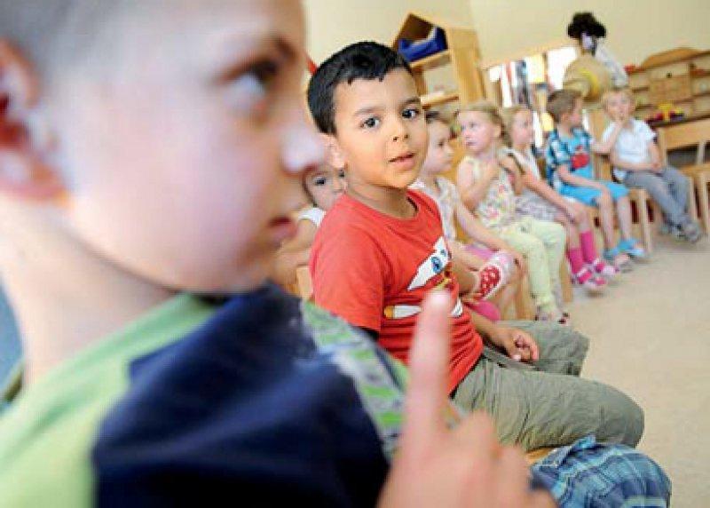 Sozial benachteiligte Kinder werden in Deutschland nicht genug gefördert. Foto: dpa