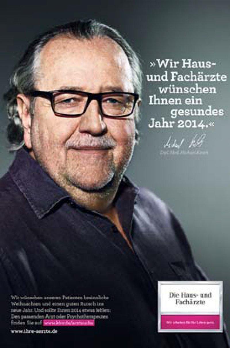 """Das neue Poster ist Teil der Kampagne """"Wir arbeiten für Ihr Leben gern""""."""