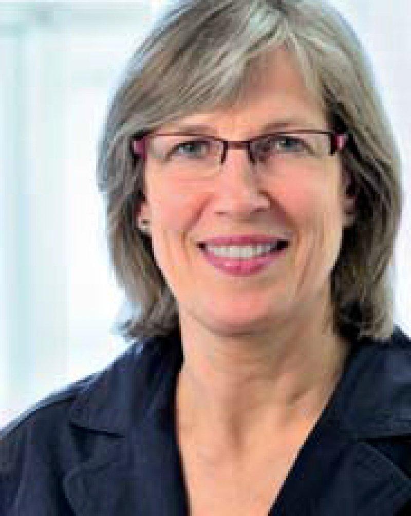 Sabine Rieser, Leiterin der Berliner Redaktion