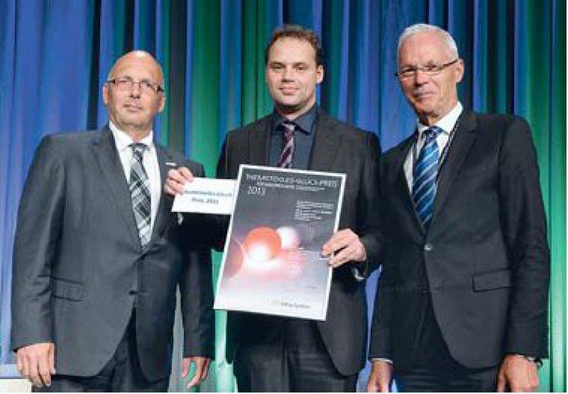 Frank Eisenbeisz, Sascha Gravius und Fritz Uwe Niethard (von links), Foto: starfacestudios