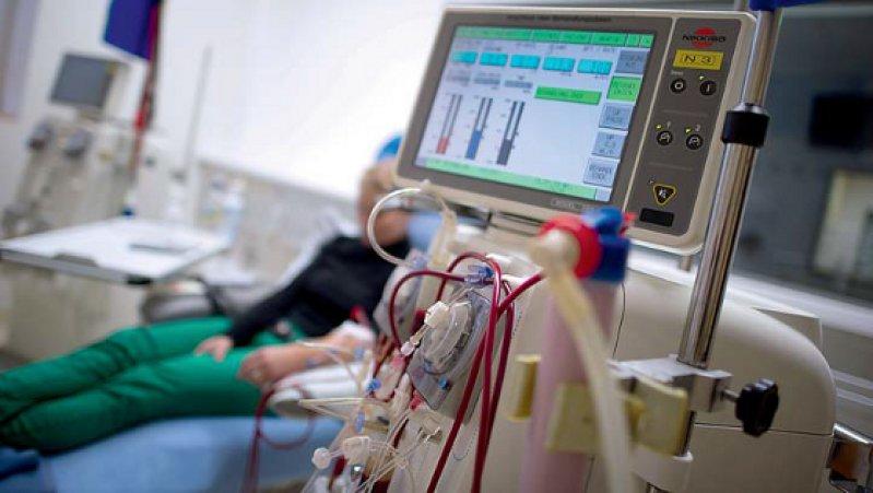 Was kostet die Dialyse wirklich? Diese Frage beantwortet der Verband Deutsche Nierenzentren mit einem Gutachten so: mehr als bisher angenommen. Foto: dpa