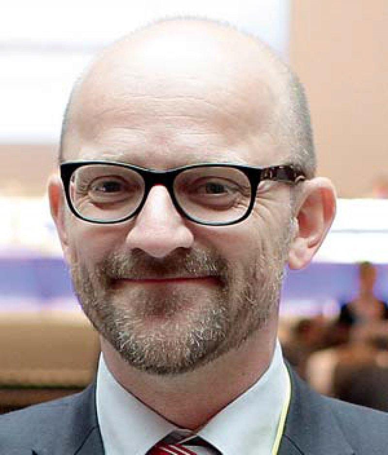 Dr. Mads Koch Hansen, Präsident des Dänischen Ärzteverbandes