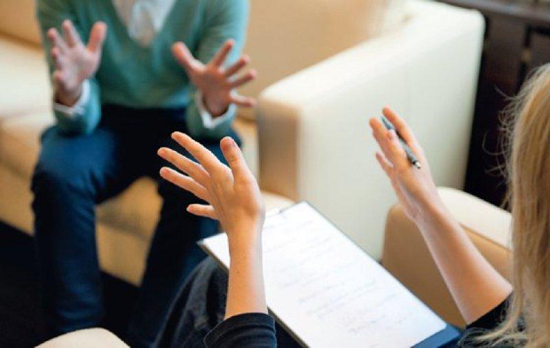 Knapp 80 Prozent der Patienten bewerten ihre Psychotherapie in der Rückschau positiv. Foto: dpa