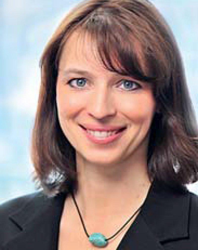 Eva Richter-Kuhlmann, Politische Redakteurin in Berlin