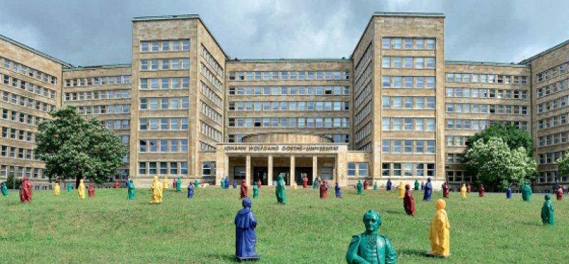 Die hundertjährige Goethe-Universität in Frankfurt/Main war Gastgeber für den diesjährigen 75. Ordentlichen Medizinischen Fakultätentag. Fotos: MFT