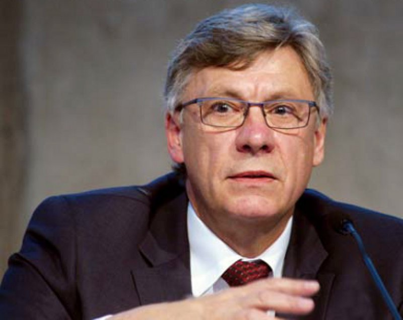 Staatssekretär Stroppe zog auf dem Hauptstadtkongress ein positives Fazit der integrierten Versorgung. Foto: WISO/Schmidt-Dominé