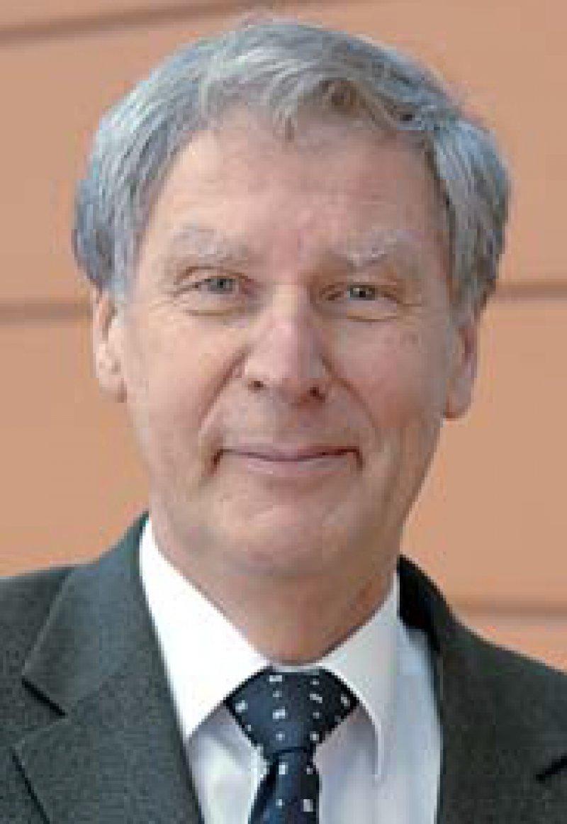Christoph Huber, Foto: Peter Pulkowski, Universitätsmedizin Mainz